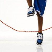 Saltare la corda per tenersi in forma