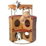 ferret tower ply rooms | Cat Play Center | Shop entertainment | Kaboodle