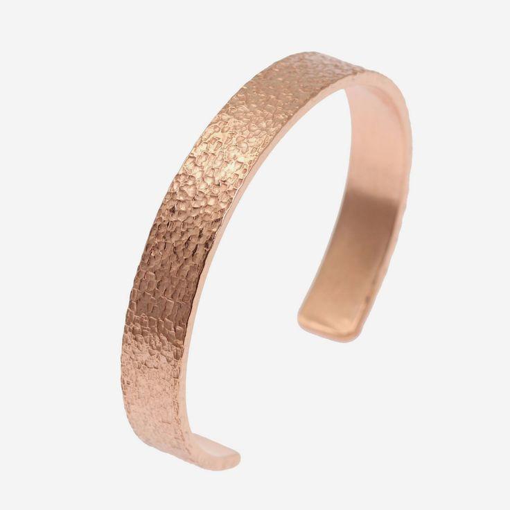 Brand New! Striking 10mm Wide Texturized Copper Cuff Bracelet  https://www.johnsbrana.com/products/10mm-wide-texturized-copper-cuff-bracelet-solid-copper-cuff #JohnSBrana #7YearAnniversary