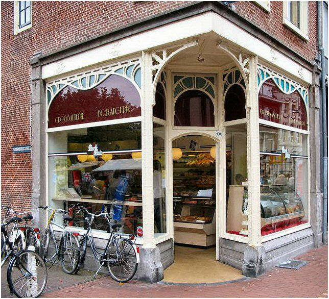 Looks like a bakery to me! Leiden, Netherlands