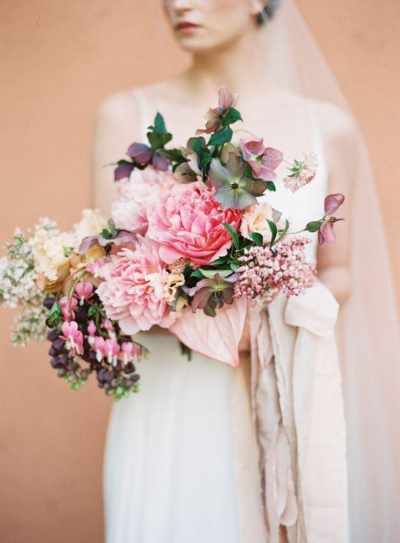 Um belo bouquet...Simplesmente Branco