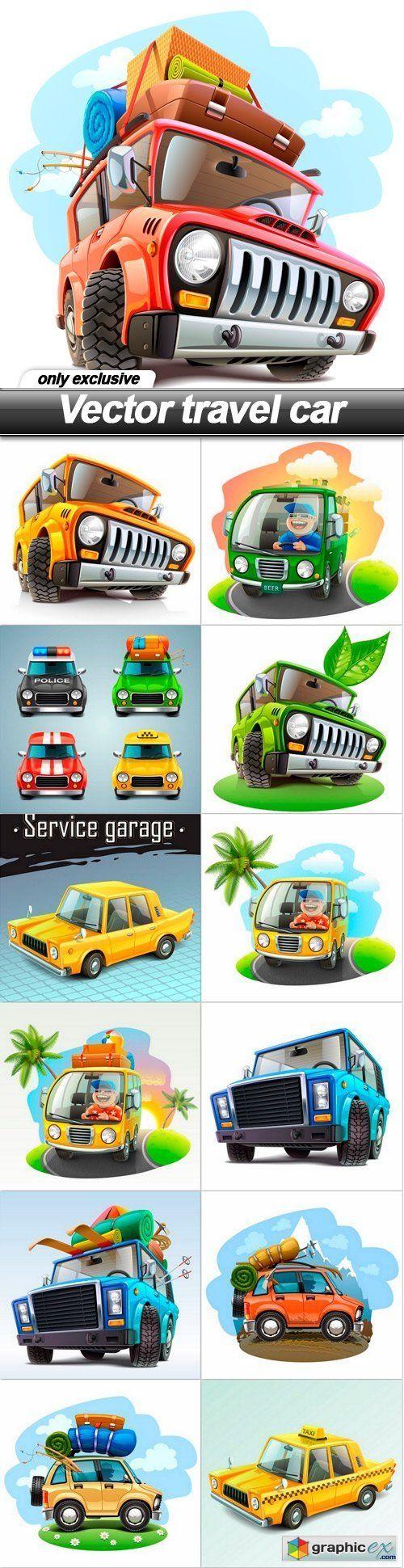 Travel car - 13 EPS