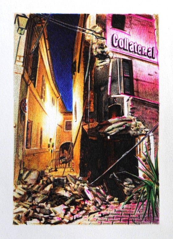 Biro - Disegni a penna dell'artista siciliano Paolo Amico Read More @ www.collater.al/?p=28698