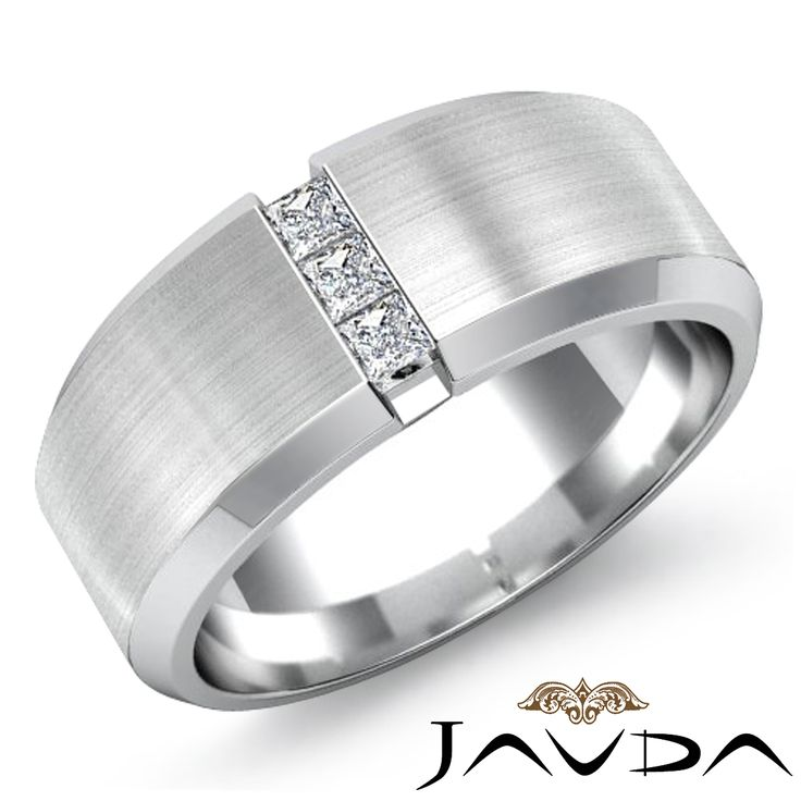 13 best Rings!! images on Pinterest   Wedding bands, Male wedding ...