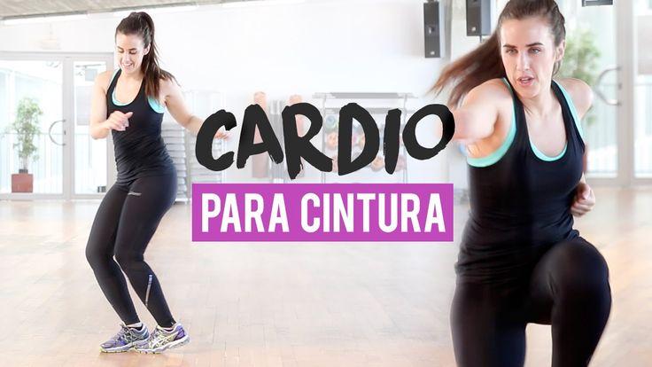 Cardio para eliminar la grasa de la cintura l 30 minutos