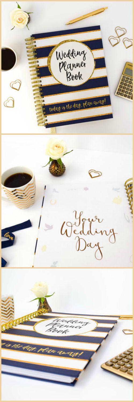 wine wedding shower gift poem%0A Wedding Planner Book  Engagement Gift  Bride to Be Present  Bridal  Organiser  Keepsake