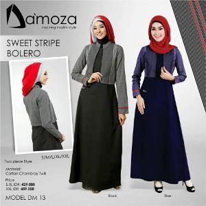 Baju Dress Wanita Damoza for Women Model DM 13