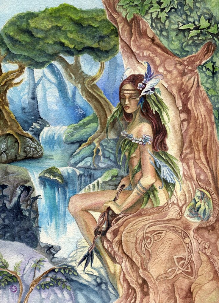 Love of the Goddess: Nemetona, Goddess of the Sacred Groves