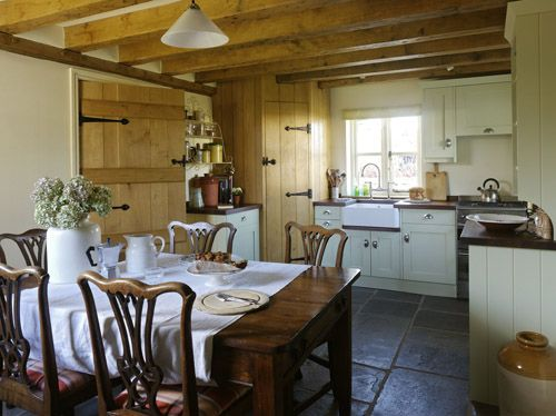 Find This Pin And More On Kitchen See Beautiful Pictures Of English Cottage Interiors With Interior Design Country