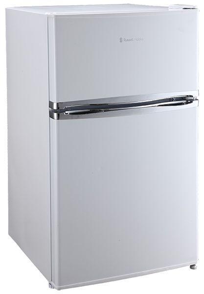 Registration of Freestanding White 50cm Wide Under Counter Fridge Freezer