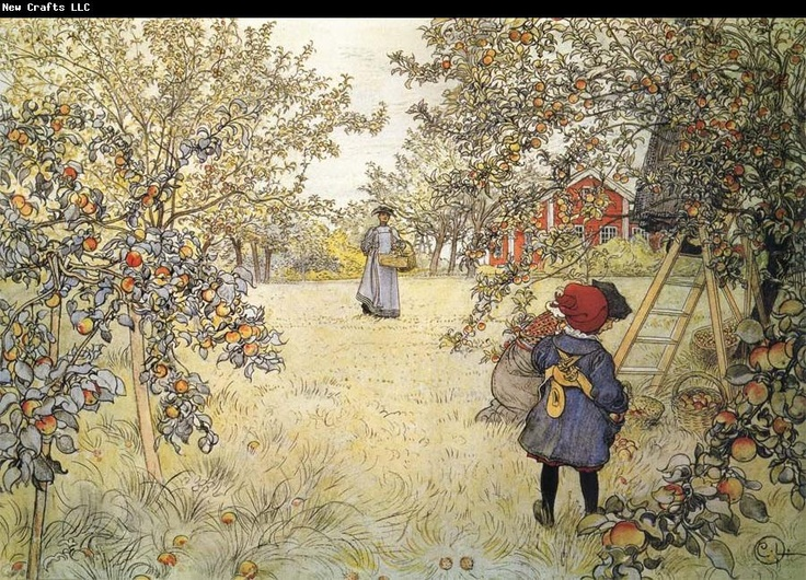 162 Best Carl Larsson Images On Pinterest