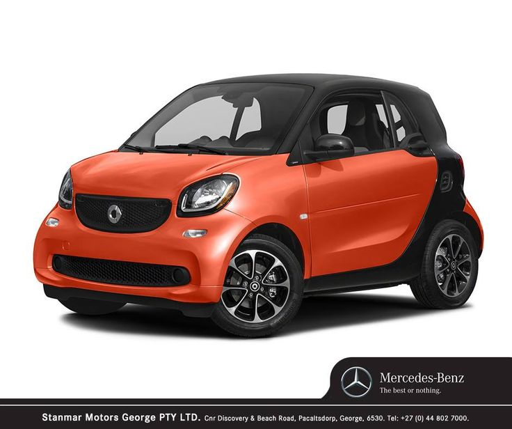 The #SmartForTwo offers high agility, a small turning circle, a whole lot of comfort and clever functions and last but not least, it is easy to park. Contact #TeamStanmar on 044 802 7000 for more information or to book a test drive.