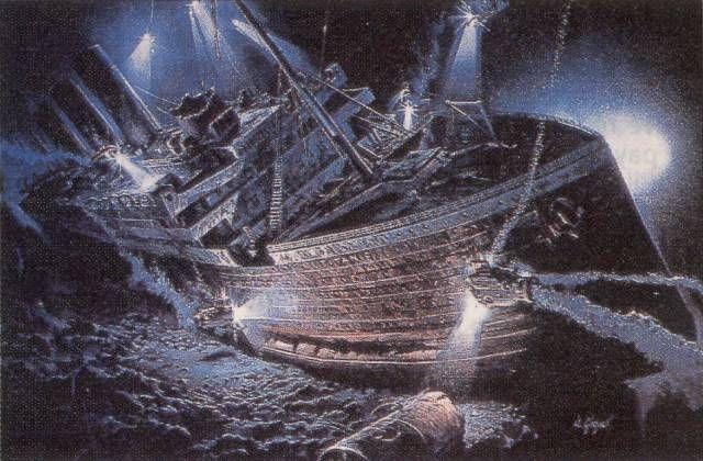 Raise the Titanic Art   Raise the Titanic by 121199 on DeviantArt