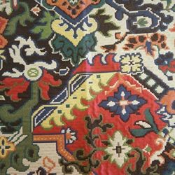 Samarkand Harvest Southwestern Upholstery Fabric Like this for the chair or settee