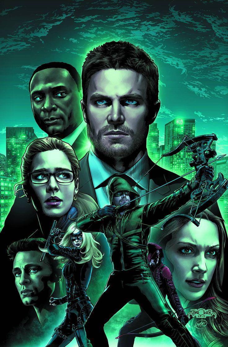 Arrow Season 2.5 (2014) Issue #10
