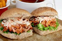 """Claire Bramley from Doncaster sent us this delicious BBQ pulled pork recipe. She says """"I've also made a similar recipe using brisket, serving it with sweet potato wedges and roasted veg which is equally as tasty."""""""