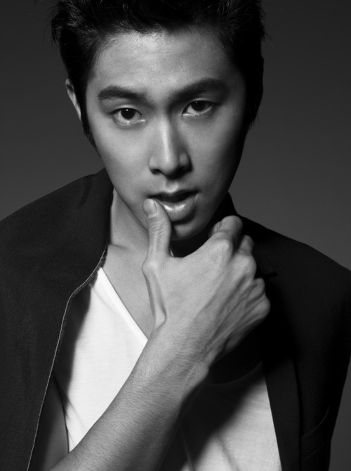 Yunho [TVXQ] in GQ Japan March 2011
