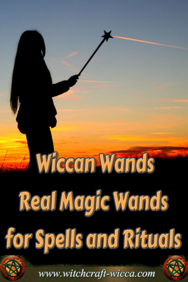 Wiccan Wands - Real Magic Wands for Spells and Rituals, The purpose of a wand is to collect and project your energy. If you prefer, you can store the energy in your body and transfer it with your finger. For millenniums, wise men used it as a psychologically valuable tool for focusing and mentally balancing the forces. via @wicca_witchcraft