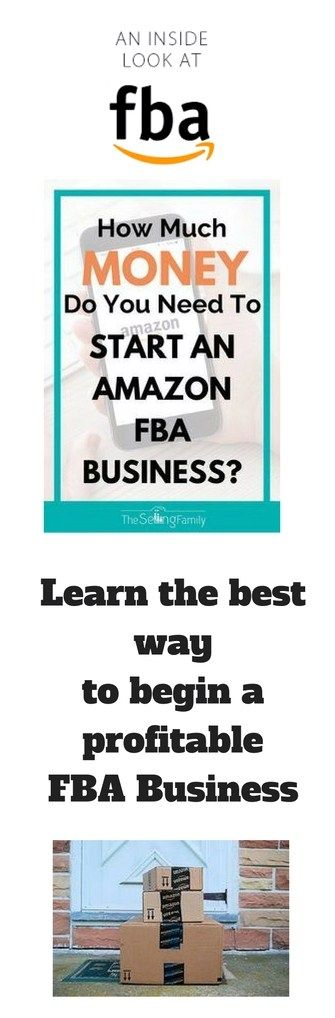 Make money and work from home via FBA (Fulfillment By Amazon), Learn hoe to start and build your business