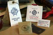 Portlan Blue Range: Labels