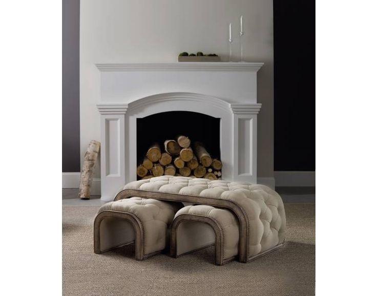Brantley Tufted Cocktail   Hooker Furniture   Star Furniture   Hooker  Furniture U2013 Sam Moore U2013
