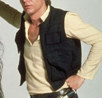 After I finished the pants, I started working on the Han Solo vest. But, with my schedule, I couldn't work on it for a few days. So, over th...
