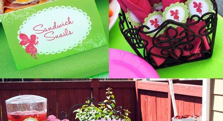 25 Beautiful Fairy Garden Party Ideas