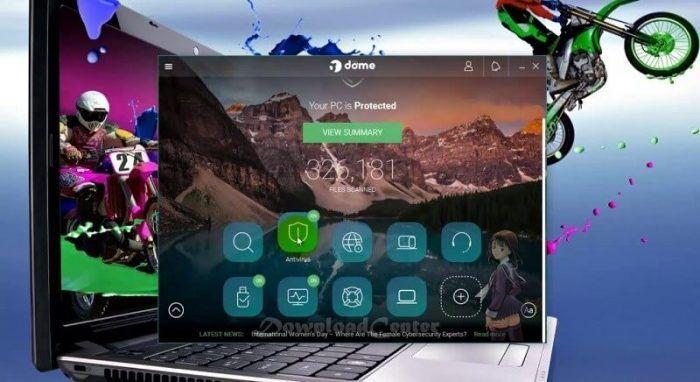 Descargar Panda Dome VPN 🥇 Premium Proteger/Desbloquear Web