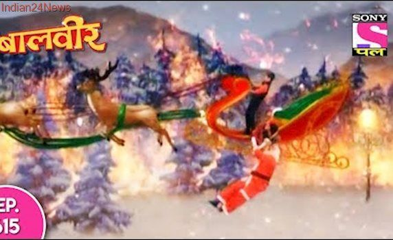 Baal Veer - बाल वीर - Episode 615 - 29th May, 2017