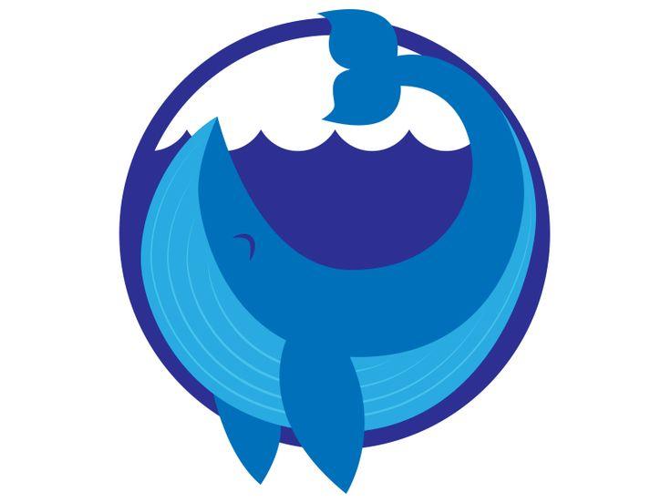 whale logo - Поиск в Google
