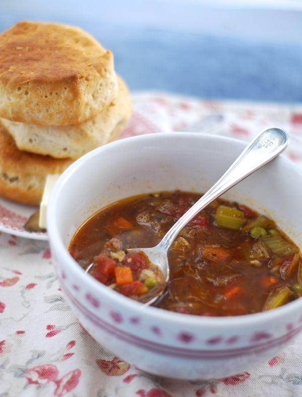 Beef, Barley soup and Beef barley soup on Pinterest