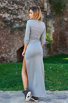 Rochie StarShinerS Be Young Karma Grey