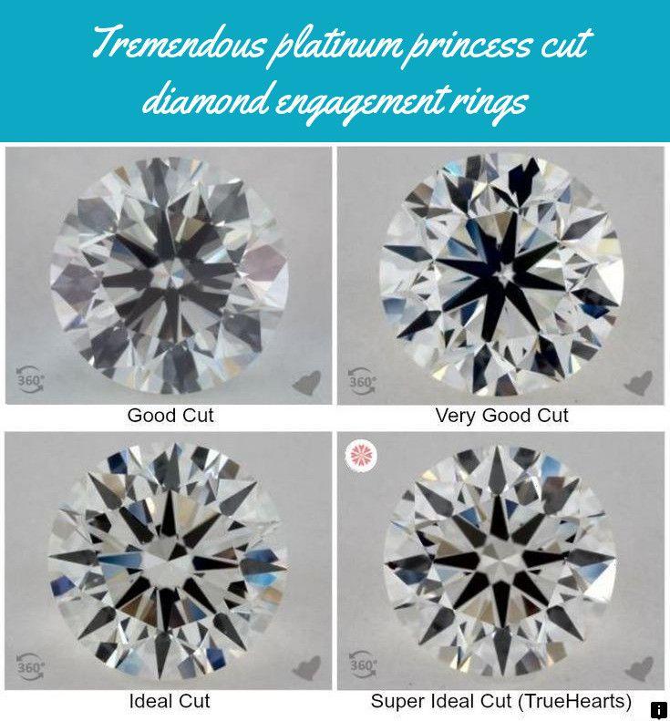 Pin On Diamonds Princess Cut