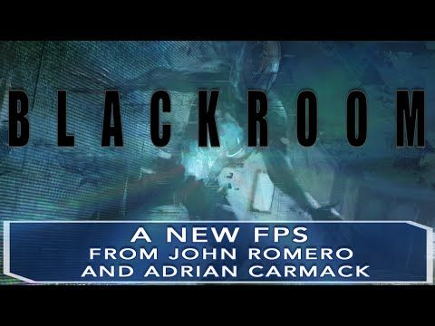 On Kickstarter now (http://bit.ly/blackroomgame) Back a classic FPS by the co-creators of the FPS genre!