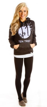 Ten Tree Apparel- Plants 10 trees for every article of clothing purchased