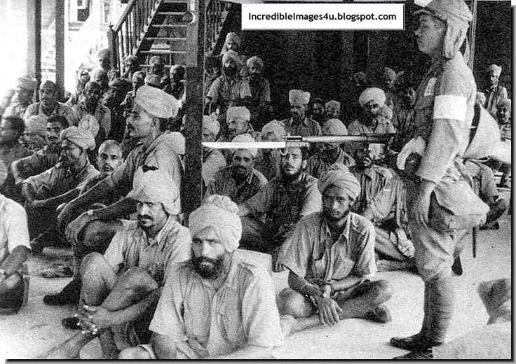 ww2 japanese soldier indian soldiers in the british army