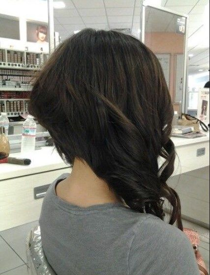 Womens Hairstyle Short On Top Long In Back Haircuts Short In Back