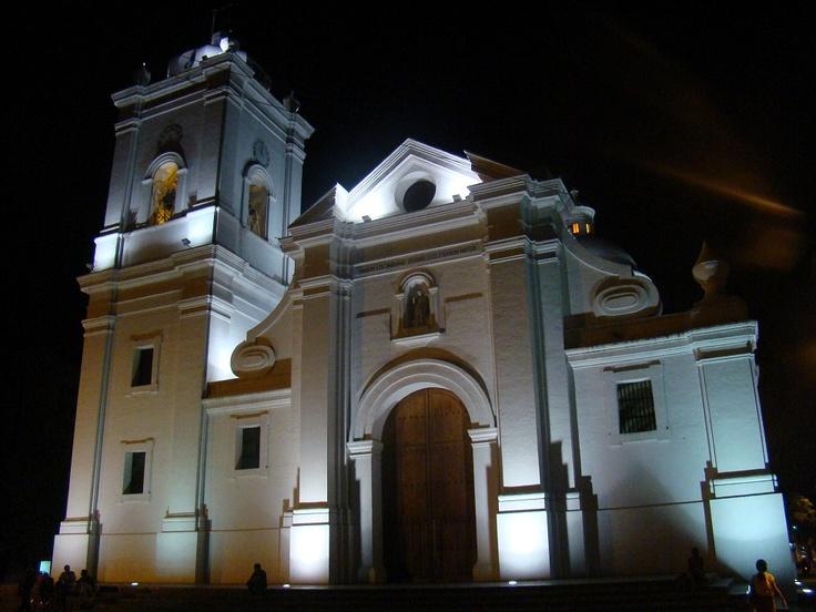 Primera Catedral de Colombia!