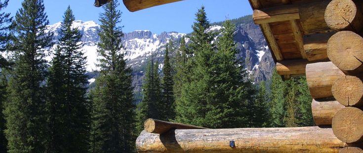 Yellowstone Lodging - Silver Gate Cooke City MT–Silver Gate Lodging–Silver Gate–United States of America