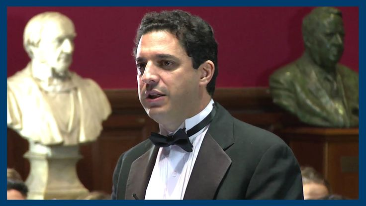 Religion Harms Society | David Silverman | Oxford Union (9:28)
