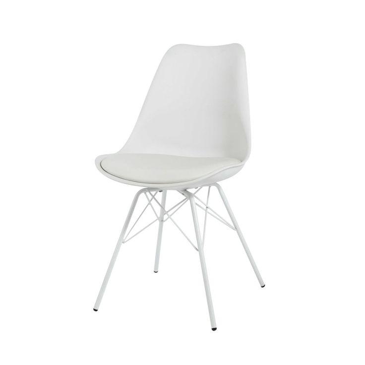 Stuhl aus Kunststoff und ... - Coventry