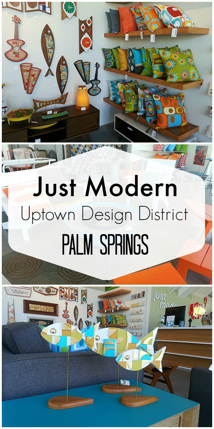50+ Uptown Design District Palm Springs