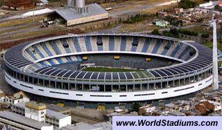 Estadio Presidente Juan Domingo Perón (El Cilindro) Stadium in Buenos Aires