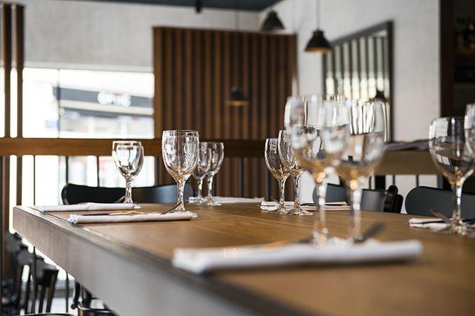 Restaurant L'Entre Deux à Biarritz