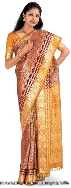 Индийские национальные костюмы картинки