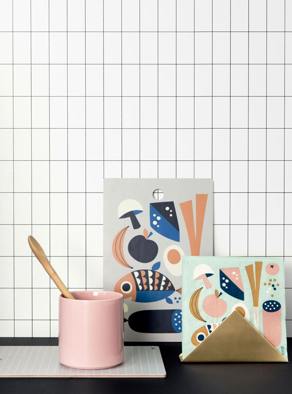 Ferm Living Grocery-collectie.