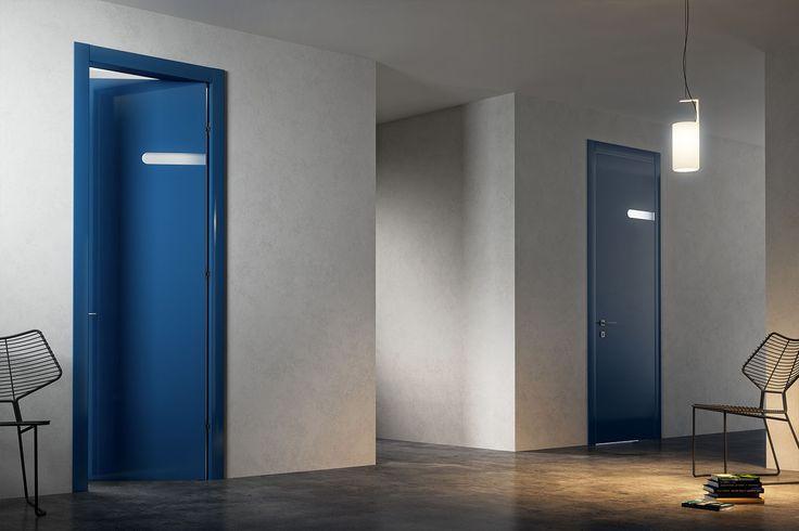 Εσωτερική πόρτα Diagonal