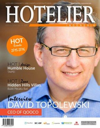 Get your digital edition of Hotelier Indonesia Magazine subscriptions and issues online from Magzter. Buy, download and read Hotelier Indonesia Magazine on your iPad, iPhone, Android, Tablets, Kindle Fire, Windows 8, Web, Mac and PCs only from Magzter - The Digital Newsstand.
