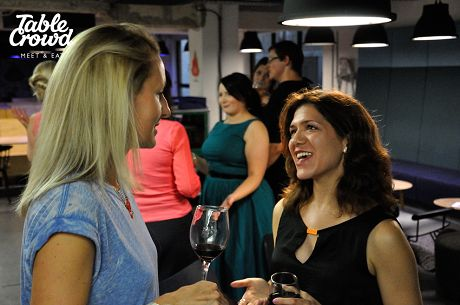 A dinner for London's Startup Women to break bread, network, share contacts & experiences""