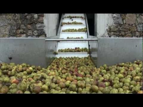 Bucher pressoirs fruits / fruit presses